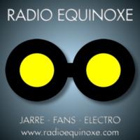 Logo of radio station Radio Equinoxe