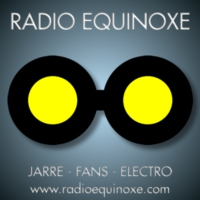 Logo of radio station Radio Equinoxe