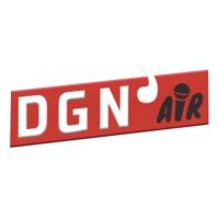 Logo de la radio DGN'Air