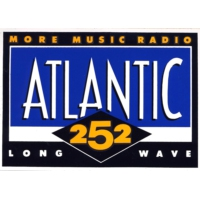 Logo de la radio Atlantic 252