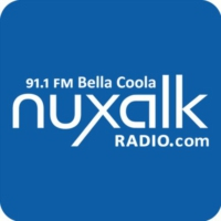 Logo of radio station Nuxalk Radio 91.1 FM
