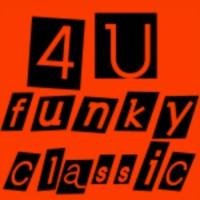 Logo de la radio 4U Funky Classic