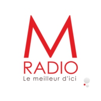 Logo of radio station M Radio Be
