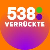Logo of radio station 538 - Verrückte
