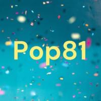 Logo de la radio Pop81