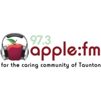 Logo de la radio 97.3 Apple FM