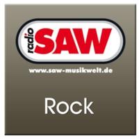 Logo of radio station radio SAW - Rock