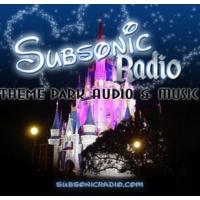Logo of radio station Subsonic Radio - Background Station