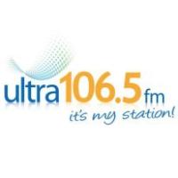 Logo of radio station Ultra 106