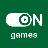"Logo de la radio ""ON Games"""