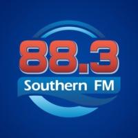 Logo de la radio 88.3 Southern FM