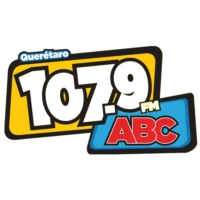 Logo of radio station ABC Radio 107.9 FM