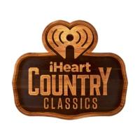 Logo of radio station iHeartCountry Classics