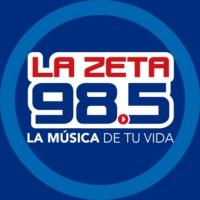 Logo de la radio XHEB-FM La Zeta 98.5