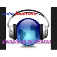 Logo of radio station radio huamani