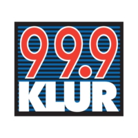 Logo of radio station 99.9 KLUR