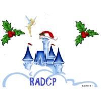 Logo de la radio RADCP, la radio Disney