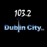 Logo of radio station 103.2 Dublin City FM