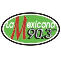 Logo de la radio XHJPA La Mexicana 90.3 FM