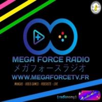 Logo of radio station MEGA FORCE