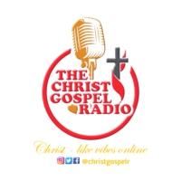 Logo of radio station The Christ Gospel Radio