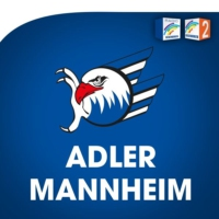Logo of radio station Radio Regenbogen Adler Mannheim