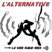 Logo of radio station L'Alternative