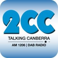 Logo of radio station 2CC Canberra