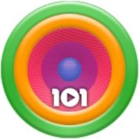 Logo of radio station 101.ru - House