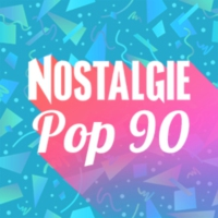 Logo of radio station Nostalgie - Pop 90