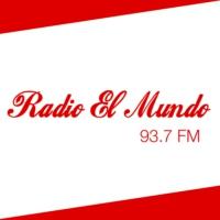 Logo of radio station Radio El Mundo - 93.7 FM