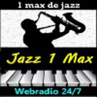 Logo of radio station Jazz1Max