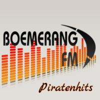 Logo de la radio BoemerangFM | Piratenhits
