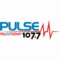 Logo of radio station CISF-FM 107.7 Pulse FM Radio