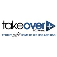 Logo de la radio Takeover247