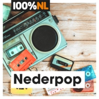 Logo de la radio 100% NL - Nederpop