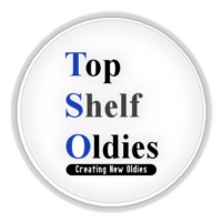 Logo de la radio Top Shelf Oldies