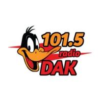 Logo of radio station Radio DAK 101.5