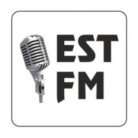 Logo of radio station Est FM