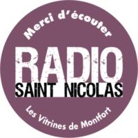 Logo of radio station Radio Saint Nicolas Montfort