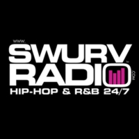 Logo of radio station Swurv Radio