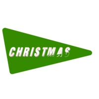 Logo de la radio Cool FM - Christmas