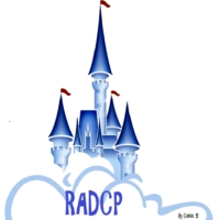 Logo of radio station R.A.D.C.P.