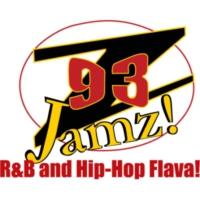 Logo of radio station WWWZ Z93 JAMZ