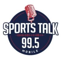 Logo de la radio WRKH Sports Talk 99.5