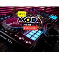 Logo of radio station Radio Moda Colombia