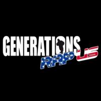 Logo of radio station Generations - Rap US