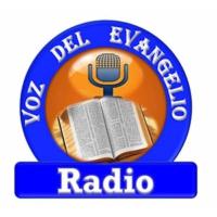 Logo of radio station radio voz del evangelio