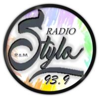 Logo de la radio radio stylo 93.9