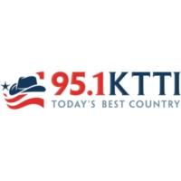 Logo de la radio KTTI 95.1